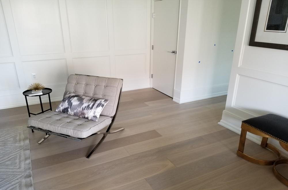 Washington Dc Apartment Duchateau Antique White Forma Floors
